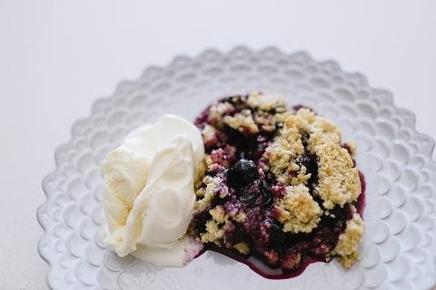 blueberry crisp-1
